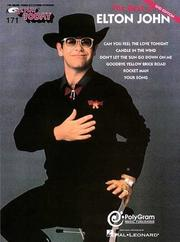 Cover of: 171. The Best of Elton John