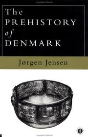 Cover of: The Prehistory of Denmark