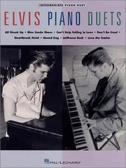 Cover of: Elvis Piano Duets