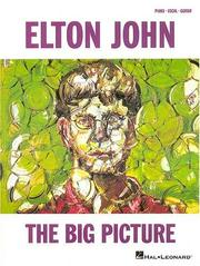 Cover of: Elton John - The Big Picture