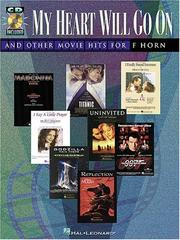 Cover of: My Heart Will Go On and Other Movie Hits | Hal Leonard Corp.