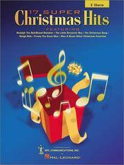 Cover of: 17 Super Christmas Hits | Stan.