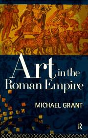 Cover of: Art in the Roman Empire