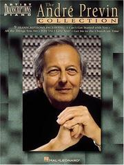 Cover of: The Andre Previn Collection
