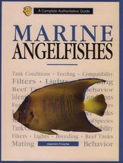 Cover of: Marine Angelfishes