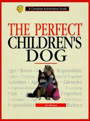 Cover of: The Perfect Children's Dog