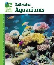 Cover of: Setup and Care of Saltwater Aquariums (Animal Planet Pet Care Library)