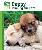 Cover of: Puppy Training and Care (Animal Planet Pet Care Library) | Tracy Libby