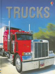 Cover of: Trucks | Katie Daynes