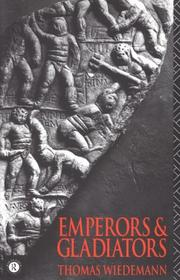 Cover of: Emperors and Gladiators