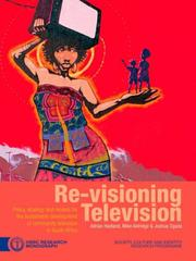 Cover of: Re-Visioning Television | Adrian Hadland
