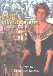 Cover of: Emily Hobhouse
