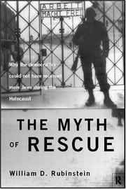 Cover of: The myth of rescue