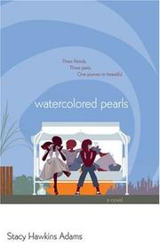 Cover of: Watercolored Pearls | Stacy Hawkins Adams