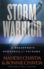 Cover of: Storm Warrior: A Believers Strategy for Victory