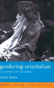 Cover of: Gendering Orientalism