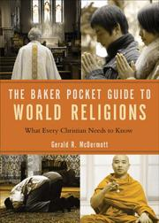 Cover of: The Baker Pocket Guide to World Religions