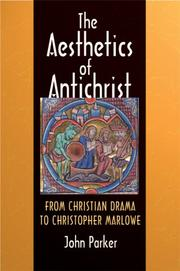 Cover of: The Aesthetics of Antichrist