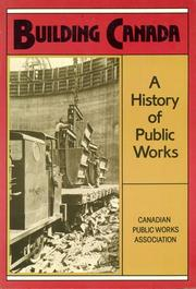 Cover of: Building Canada