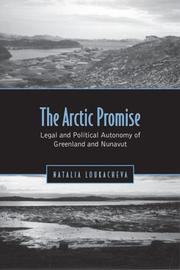 The Arctic promise : legal and political autonomy of Greenland and Nunavut
