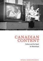 Cover of: Canadian Content | Ryan Edwardson