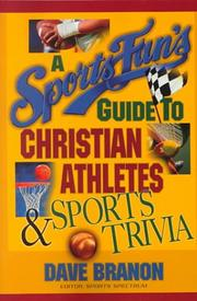 Cover of: Sports Fans Guide to Christian Athletes and Sports Trivia
