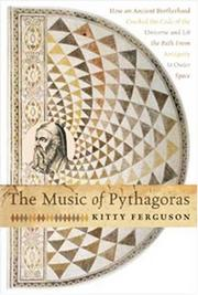 Cover of: The music of Pythagoras