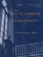 Cover of: The Encyclopedia Of Christianity (Encyclopedia of Christianity) |