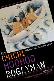 Cover of: The Chichi Hoohoo Bogeyman