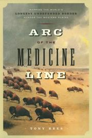 Cover of: Arc of the medicine line