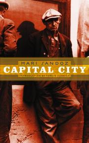 Cover of: Capital City