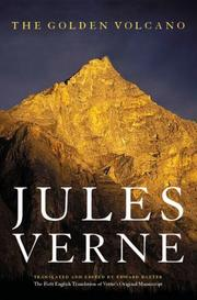 Cover of: The Golden Volcano | Jules Verne