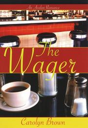 Cover of: The Wager