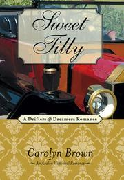 Cover of: Sweet Tilly