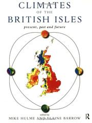 Cover of: Climates of the British Isles