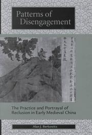 Cover of: Patterns of Disengagement