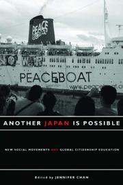 Cover of: Another Japan Is Possible | Jennifer Chan