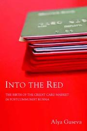 Cover of: Into the Red | Alya Guseva