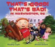 Cover of: That's Good! That's Bad! In Washington, DC