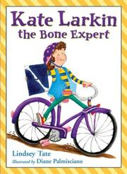 Cover of: Kate Larkin, the Bone Expert
