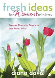 Cover of: Fresh ideas for women's ministry