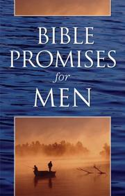 Cover of: Bible Promises for Men | B&H Editorial Staff