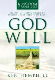 Cover of: God Will