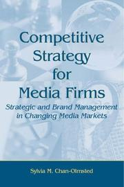 Cover of: Competitive Strategy for Media Firms (Lea