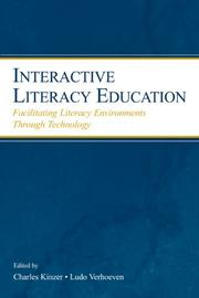 Cover of: Interactive literacy education