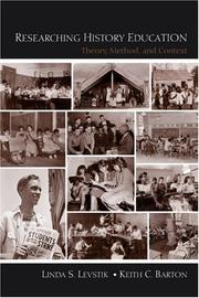 Cover of: Researching History Education | LINDA LEVSTIK