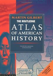 Cover of: Atlas of American History