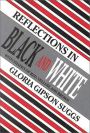 Cover of: Reflections in Black and White | Gloria Gipson Suggs