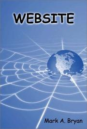 Cover of: Website