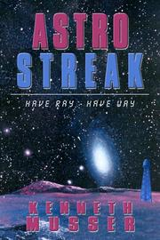 Cover of: Astro Streak